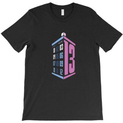Thirteen T-shirt Designed By Bambam