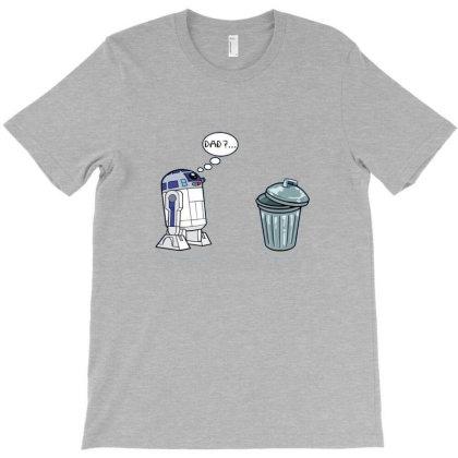 R2d2.. T-shirt Designed By Navrn