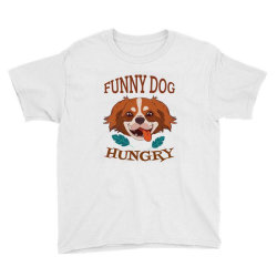 Dog Funny Animals Youth Tee Designed By Kamim.rogers