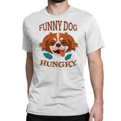 Dog Funny Animals Classic T-shirt Designed By Kamim.rogers