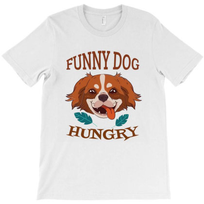 Dog Funny Animals T-shirt Designed By Kamim.rogers