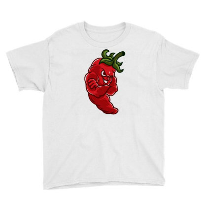 Chili Youth Tee Designed By Maadart