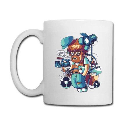Cinema Director Coffee Mug Designed By Maadart