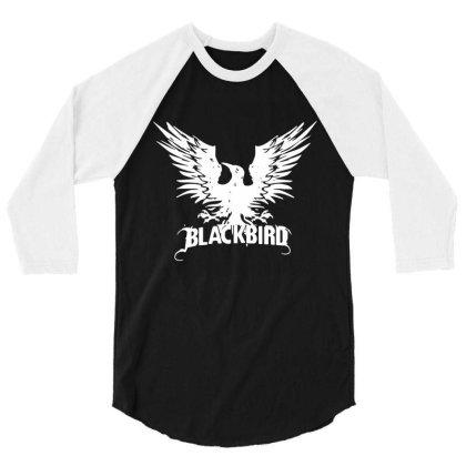 Alter Bridge Rock Band 3/4 Sleeve Shirt Designed By Leona Art