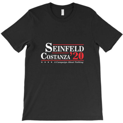 Seinfeld Costanza 2020 Election T-shirt Designed By Krepsd
