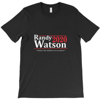 Randy Watson 2020 Election T-shirt Designed By Krepsd