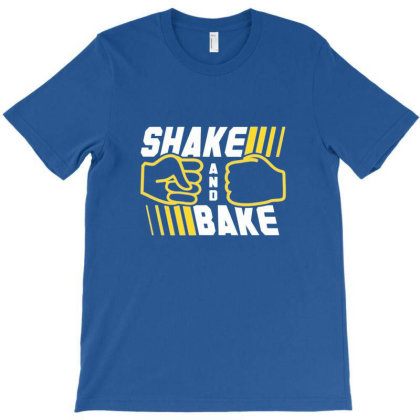 Shake And Bake T-shirt Designed By Krepsd