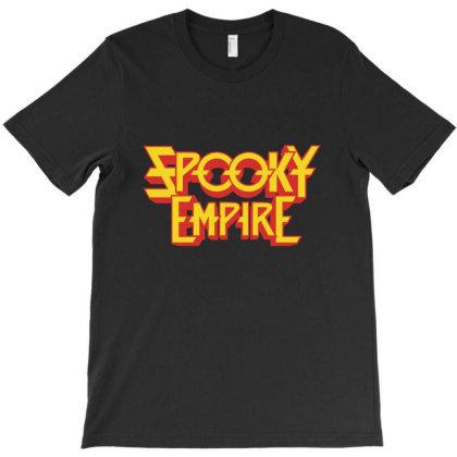 Spooky Empire Metal T-shirt Designed By Ramusu