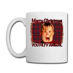 Merry Christmas You Filthy Animal Coffee Mug Designed By Bettercallsaul