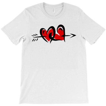 Love Love T-shirt Designed By Suryanaagus