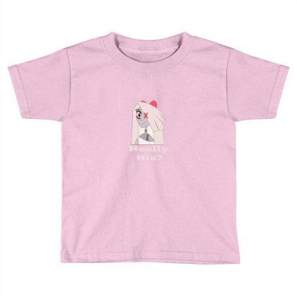Charlie Hazbin Season Toddler T-shirt Designed By Bonita Sila