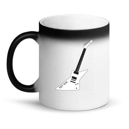 Heavy Metal Magic Mug Designed By Bonita Sila