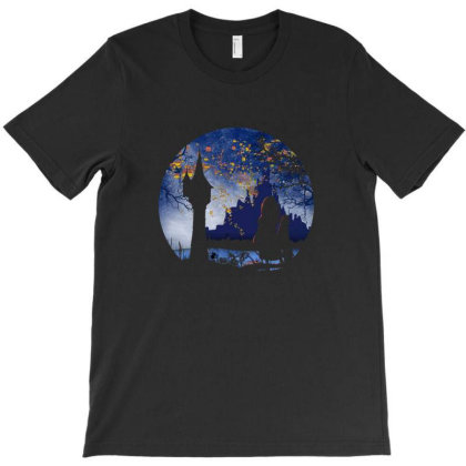 Rapunzel T-shirt Designed By Oscard