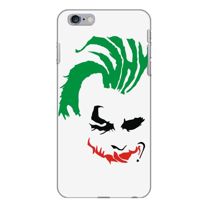 Joker Punk Iphone 6 Plus/6s Plus Case. By Artistshot