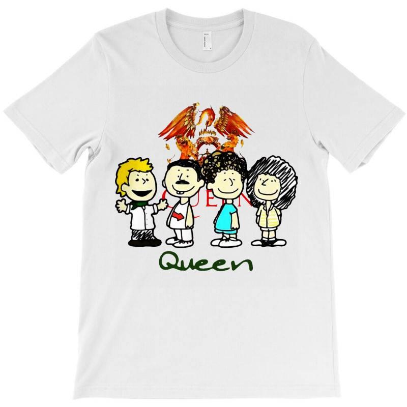 Funny Queen  Cartoon T-shirt | Artistshot