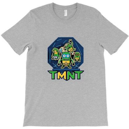 Teenage Minion Ninja Turtles T-shirt Designed By Shomdj