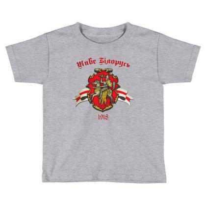 Original Belarysian Toddler T-shirt Designed By Thomas Kaka