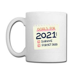 Goals For 2021 Coffee Mug Designed By D'metra