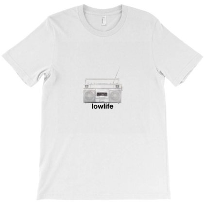 Poppy - Lowlife T-shirt Designed By Mikevidalart