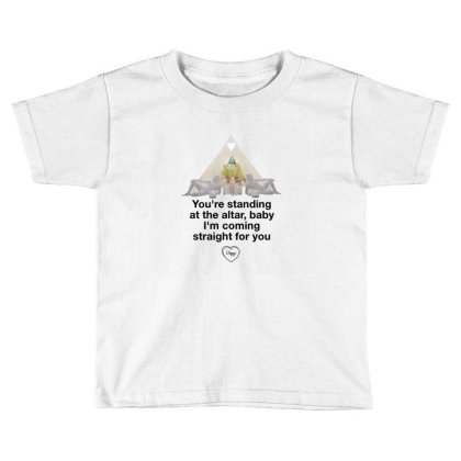 Poppy - Altar Toddler T-shirt Designed By Mikevidalart