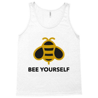 Bee Yourself Tank Top Designed By Jasmine Tees
