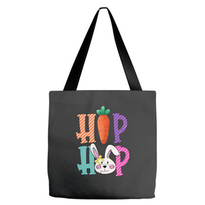 Hip Hop Easter Girls Toddlers Kids Leopard Bunny Tote Bags Designed By Bettercallsaul