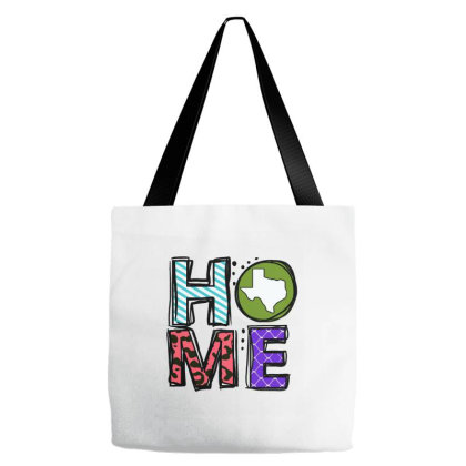 Texas Home Tote Bags Designed By Bettercallsaul