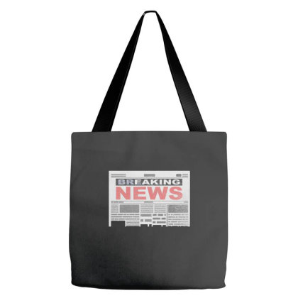 Faking News Tote Bags Designed By Gudalbosok