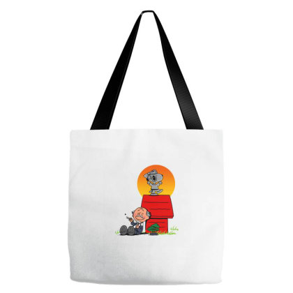 Karate Nuts Tote Bags Designed By Macapat