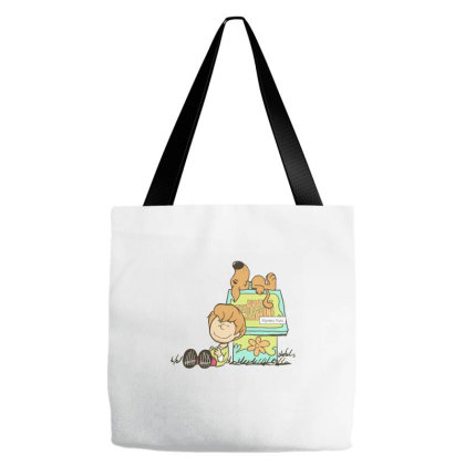 Mystery Nuts Tote Bags Designed By Macapat
