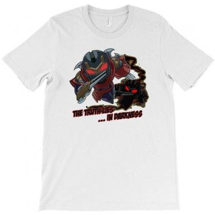 League Of Legends   Zed T-shirt Designed By Mdk Art