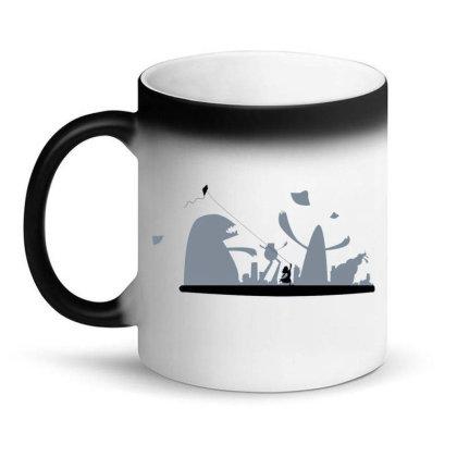 Bliss Magic Mug Designed By Paulsn
