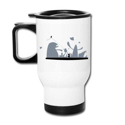 Bliss Travel Mug Designed By Paulsn