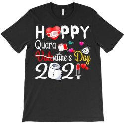 Happy Valentine's Day 2021 Funny Valentine Quarantine Gift, Happy! T-shirt Designed By Ryan2204