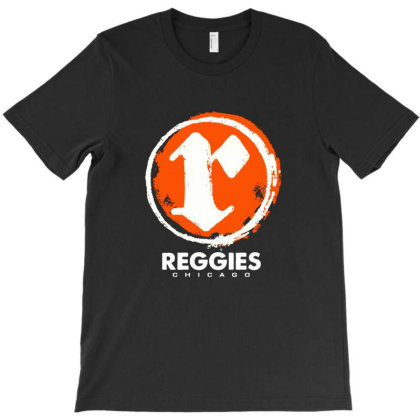 Reggies Chicago Pull Over T-shirt Designed By Hemblem