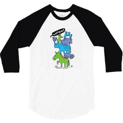 Shelter Ugolyok Benefit 3/4 Sleeve Shirt Designed By Hemblem