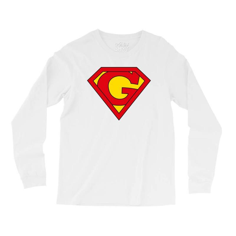 G Long Sleeve Shirts   Artistshot