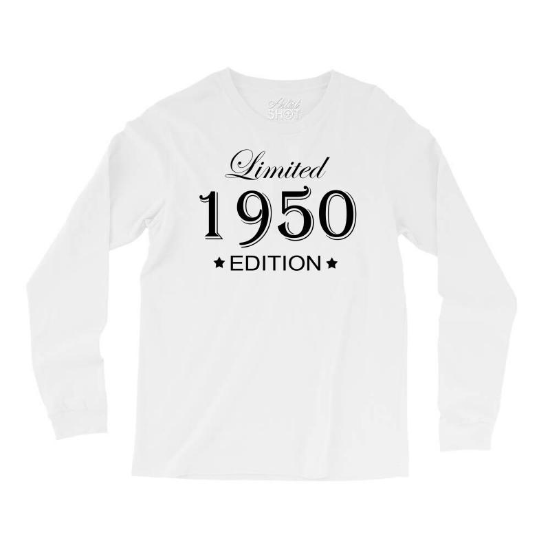 Limited Edition 1950 Long Sleeve Shirts | Artistshot