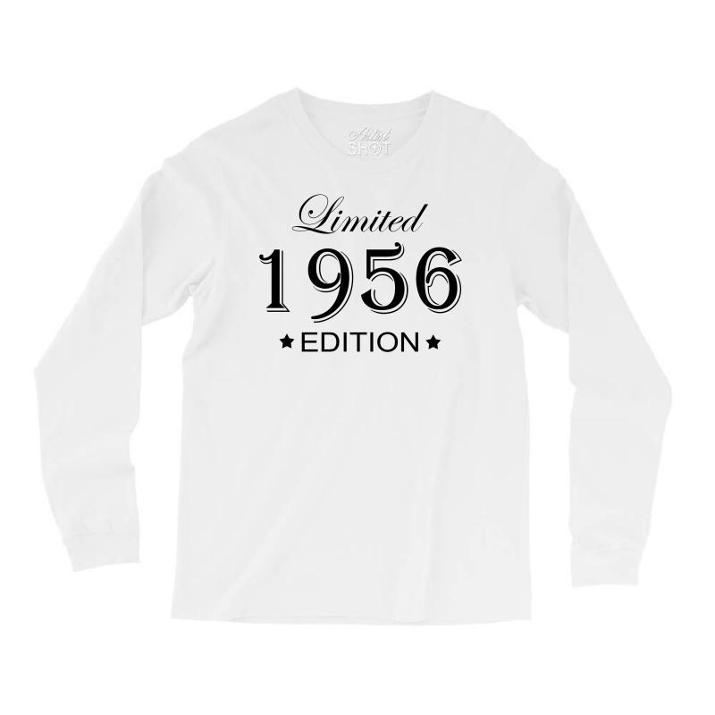 Limited Edition 1956 Long Sleeve Shirts | Artistshot