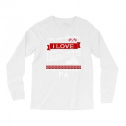 This pa Loves Motorcycles Long Sleeve Shirts | Artistshot