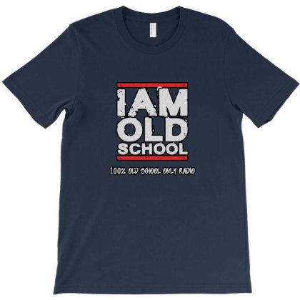 Music Old School T-shirt Designed By Zig Street