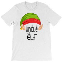 Uncle Elf Christmas Gift T-shirt Designed By Loarrainenielsen