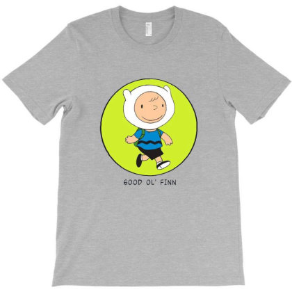 Good Ol' Finn T-shirt Designed By Sulles