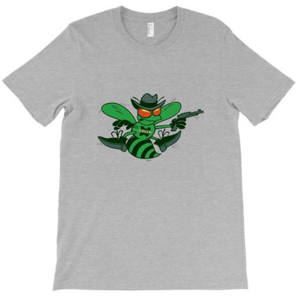Green Hornet T-shirt Designed By Sulles