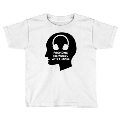 Providing Memories With Music Toddler T-shirt Designed By Ismi