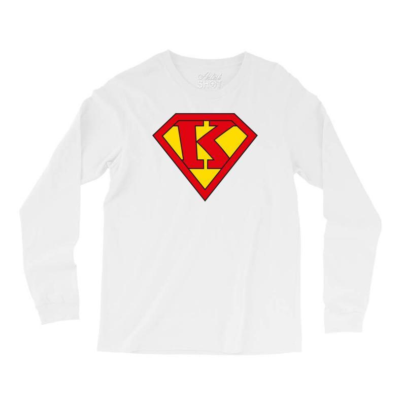 K Long Sleeve Shirts | Artistshot