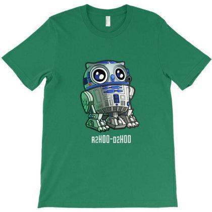 R2hoo D2hoo T-shirt Designed By Freed