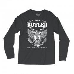 Team Butler Lifetime Member Long Sleeve Shirts | Artistshot