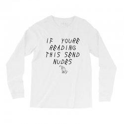 if yore reading this suh Long Sleeve Shirts | Artistshot