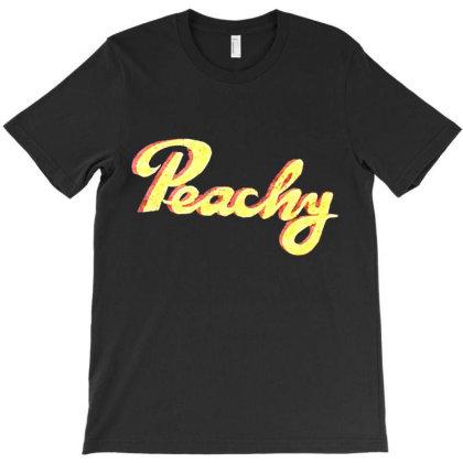 Peachy T-shirt Designed By Danielswinehart1